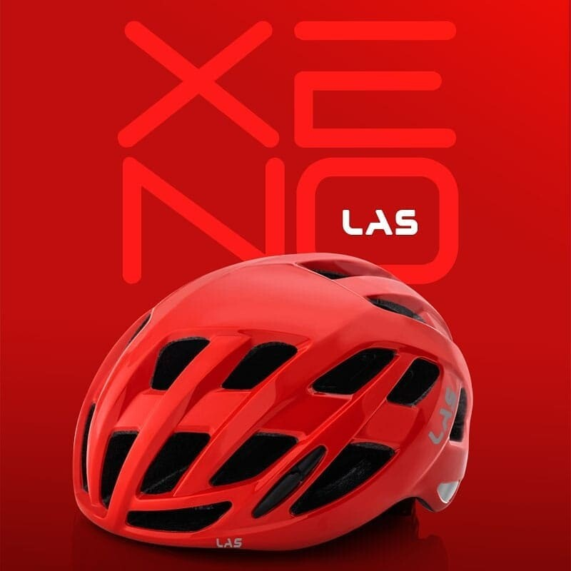 Available in 5 Colours, The New LAS Helmets XENO