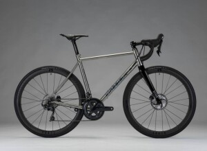 Say Hello to the New GTD V2, the Evolution of Kinesis Flagship Titanium Road Frameset
