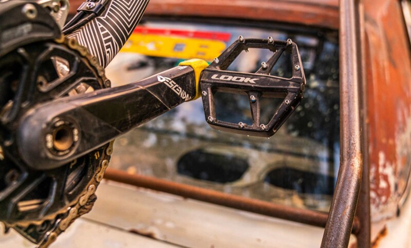 Take Control with the New TRAIL ROC Platform Pedals from LOOK