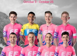 "EF Education First Pro Cycling: ""Our Giro d'Italia Squad is Ready for Their Lap Around Italy"""