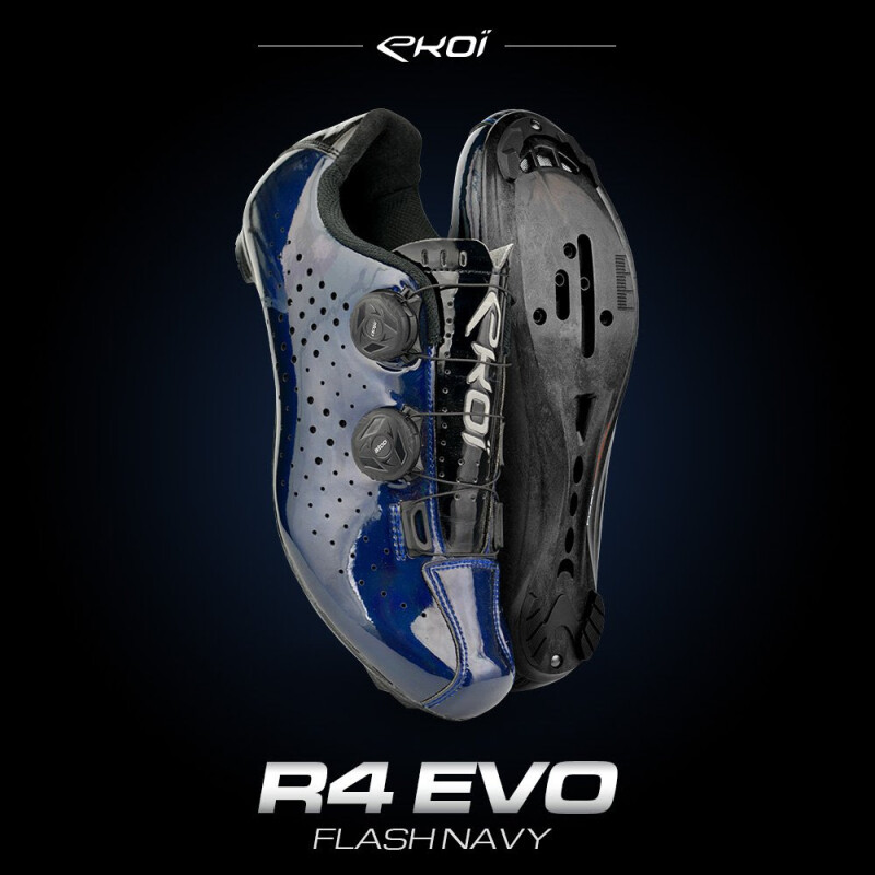 New Shoes Ekoï R4 Flash Navy: Originals and Stylish
