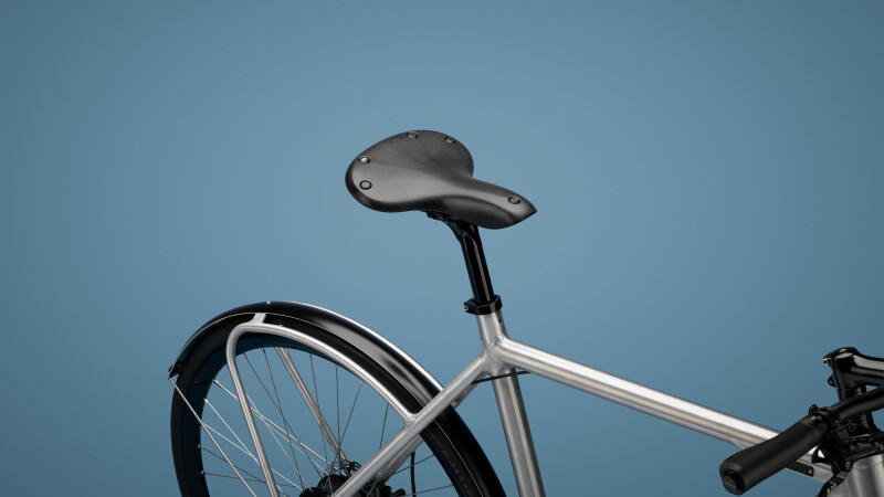 Brooks Cambium C67 Saddle - Perfect for the City, Made for e-Mobility