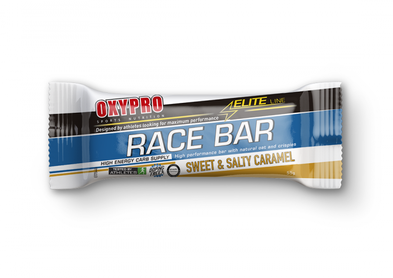 Introducing the New Oxypro RACE BAR Energy Bar