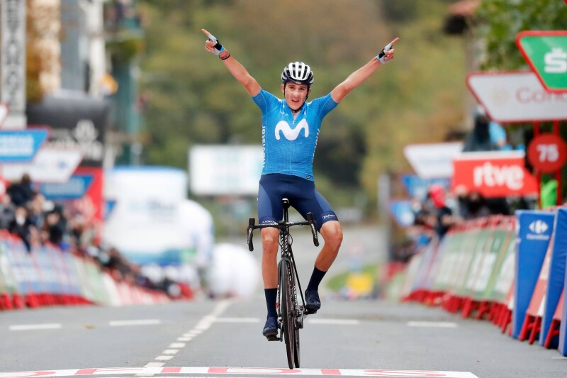 Marc Soler Rewards Movistar Team's Efforts with Long-Awaited La Vuelta Stage Win