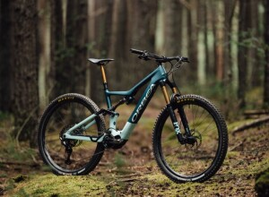 Say Hello to the New Orbea Rise. The New Standard in MTB