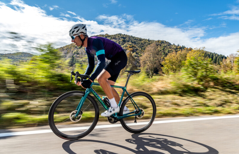 Bianchi Presents the All-New Specialissima Road Bike