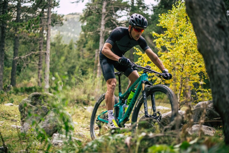 The New Merida NINETY-SIX – Trail and Track at Full Gas