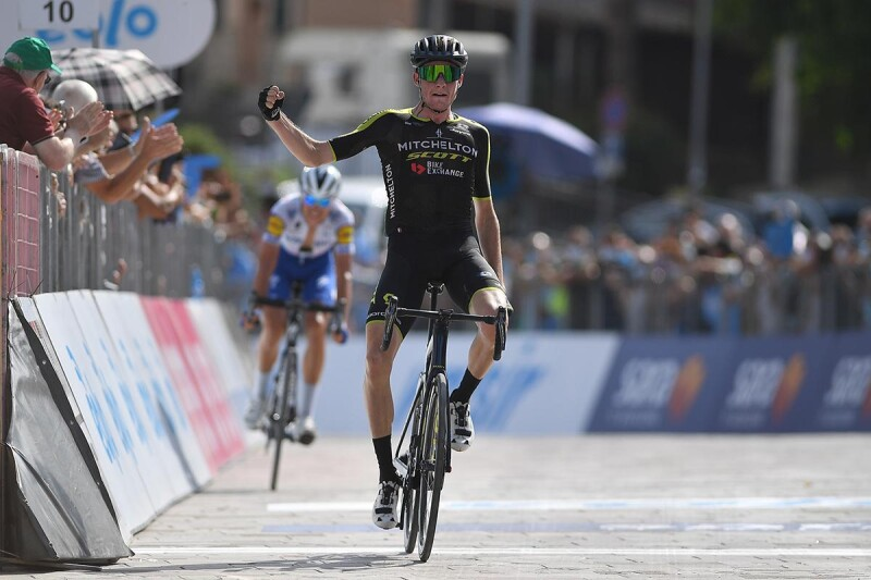 Lucas Hamilton: Mitchelton-SCOTT's Next Leader