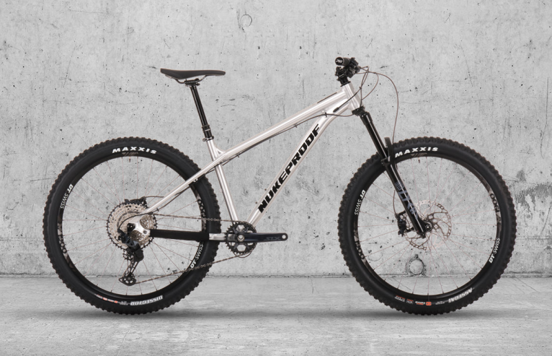 The Nukeproof Scout Returns for 2021