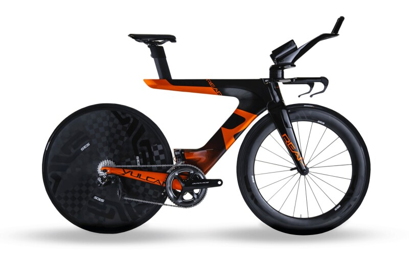 Vulcan, the Next Generation of the Reap Triathlon Weaponry