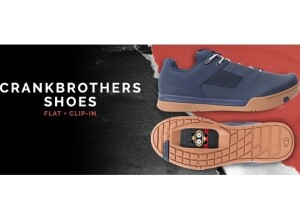 Better Together: Introducing Crankbrothers Shoes