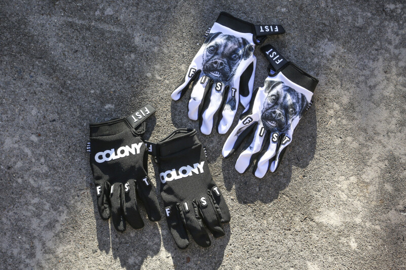Colony X Fist Gloves