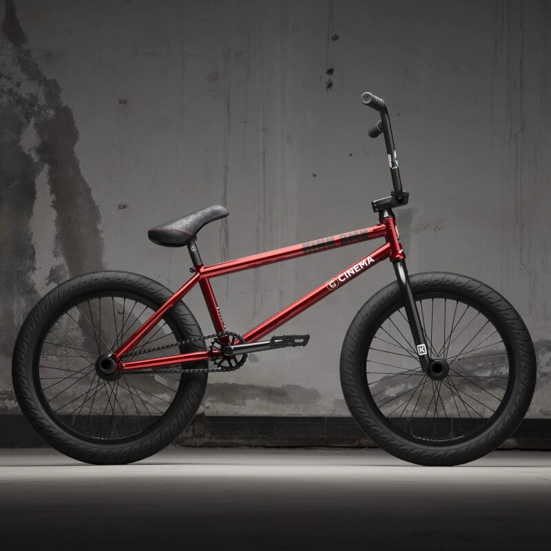 Kink Williams 2021 Bike