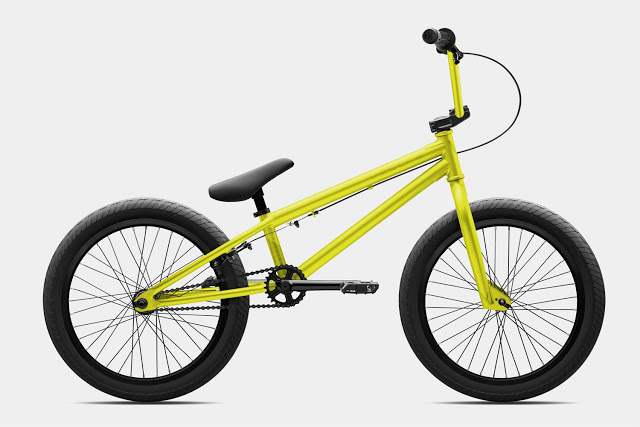 New 2018 Vectra BMX from Verde Bikes