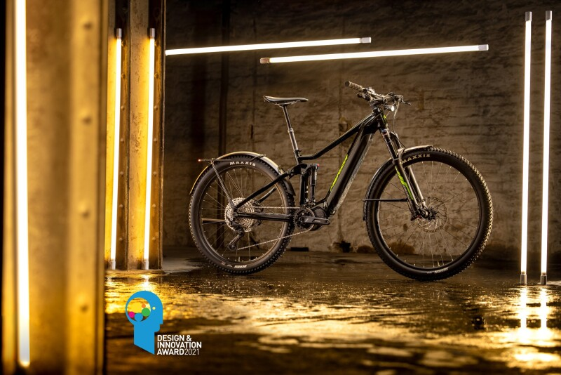 Merida eONE-FORTY EQ to win Design & Innovation Award 2021