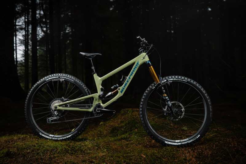 NukeProof Launched the Giga Enduro Weapon