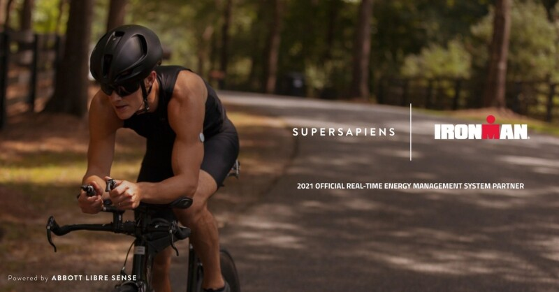 Supersapiens is Proud to Partner with IRONMAN®