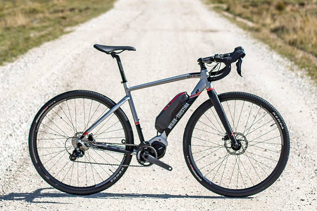 New eAdventure Electric Gravel Bike from Wilier Triestina