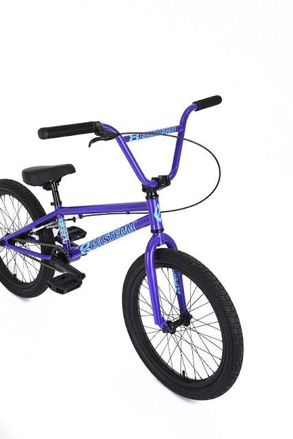 Eastern BMX Bike Atom Pedals 1 pack of 2
