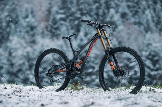 The New Commencal Supreme DH 29er Bike has Landed