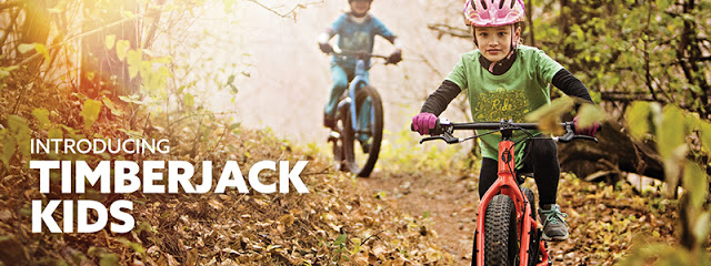 Introducing New Timberjack Kids MTB Bikes from Salsa Cycles