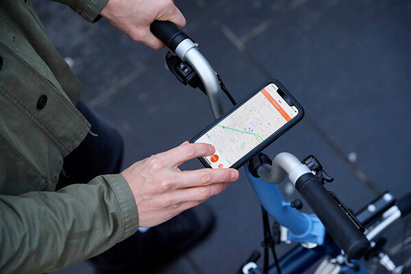 Brompton Phone Mount - Unlock The City