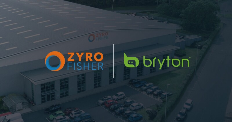 Bryton and Zyrofisher Announce a New Partnership for Distribution in the UK & Ireland