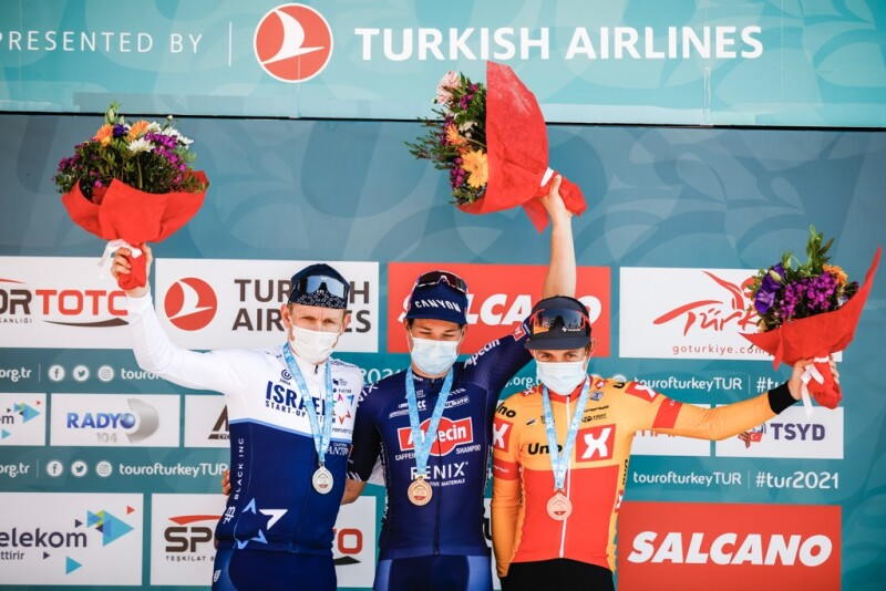 Tour of Turkey: Jasper Philipsen Finally Takes his Win at Marmaris