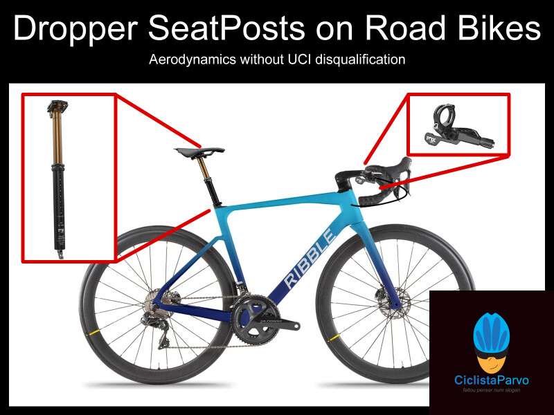 Dropper SeatPosts on Road Bikes