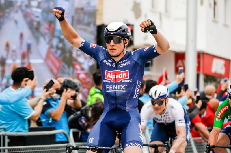 Tour of Turkey: Jasper Philipsen Makes it Two