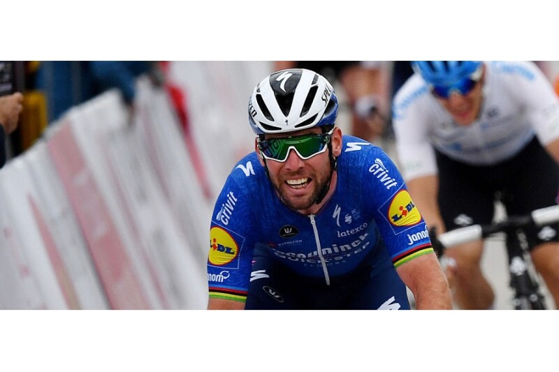 Mark Cavendish Takes his 150th Pro Win