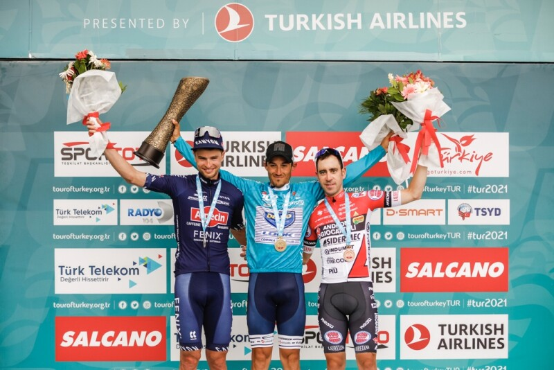 Jose Manuel Diaz Wins 56th Presidential Tour of Turkey