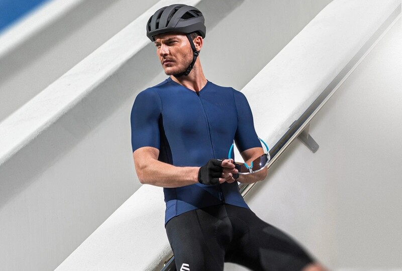 New Deal: Siroko SRX PRO Tirreno Cycling Jersey (65% OFF)