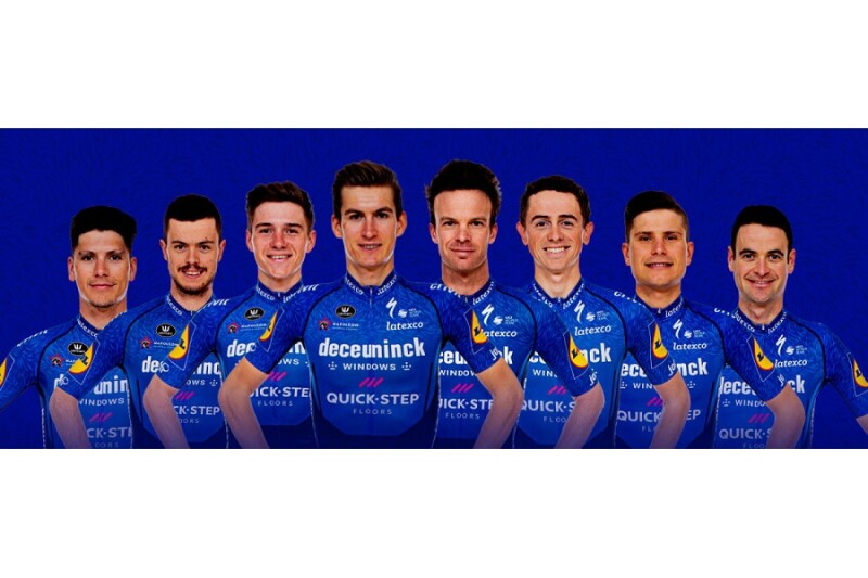 Deceuninck – Quick-Step to Giro d'Italia