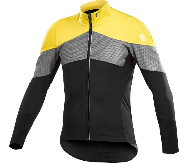 Mavic's New Cosmic Pro H2O Vision Jacket and Vision App