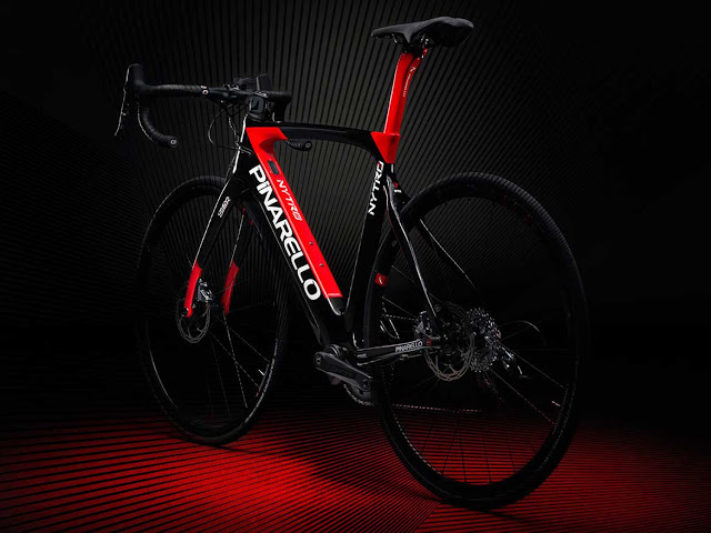 Pinarello launched the New Nytro Electric Road Bike