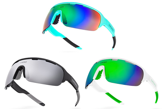 256dd7dd6163c New Sport Sunglasses launched by Siroko Tech