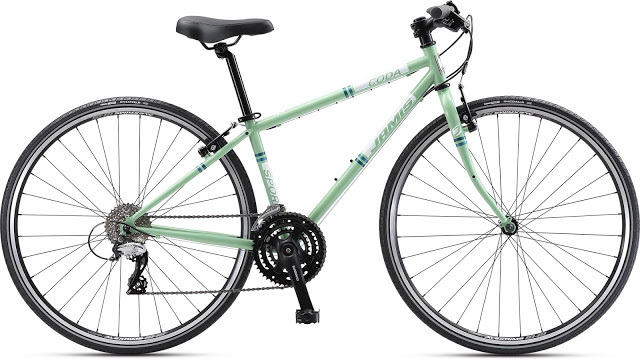 Unveiling the New Coda Sport Femme Urban Bike from Jamis Bikes