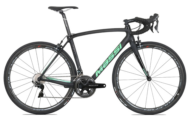 Massi unveils the New 2018 Pro SL Road Bike