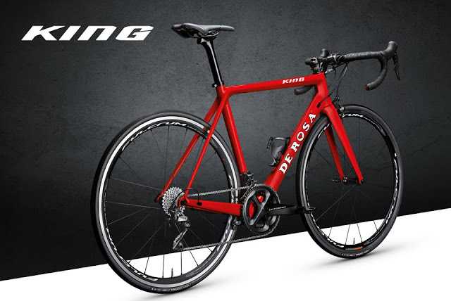 De Rosa introduced the New King Road Bike