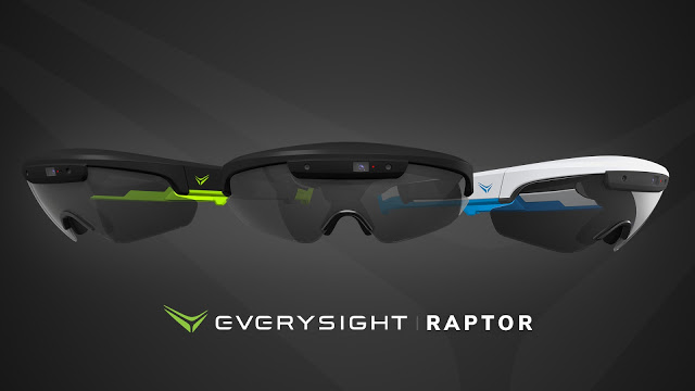Everysight announces Early Adopter Price, Feature Set, and Launch Details for Raptor AR Smartglasses