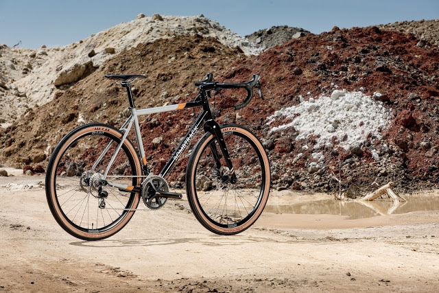 Bombtrack's New 2018 Audax Long Distance Bike