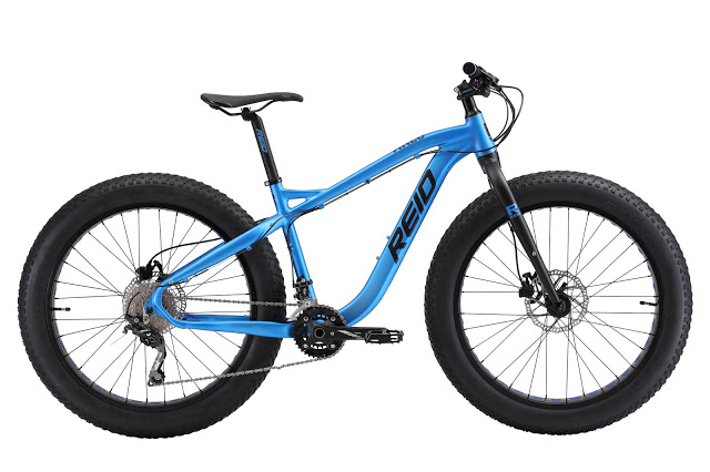 Reid Bikes revealed the brand New Ares Fat Bike