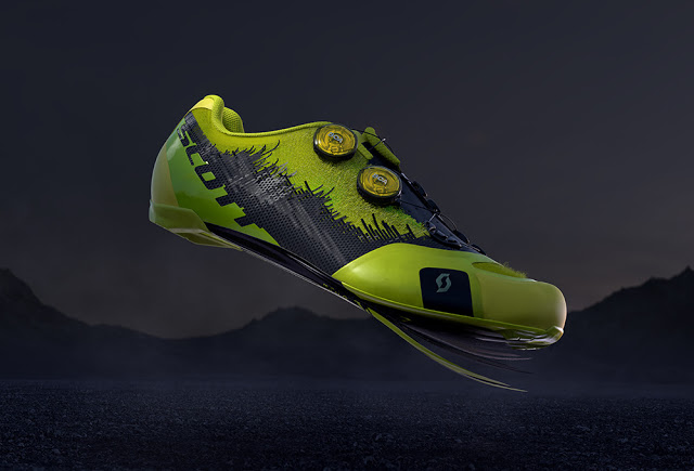 Zeroloss - Scott's New Carbon Shoes for Road and MTB