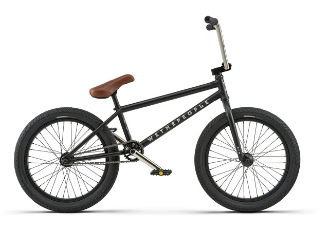 WeThePeople's New Trust FC BMX Bike for 2018