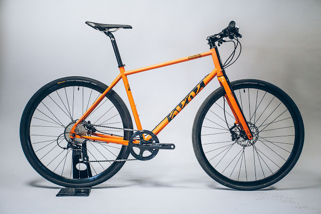 Cotic Introduced the New Roadrat Flatbar Bike