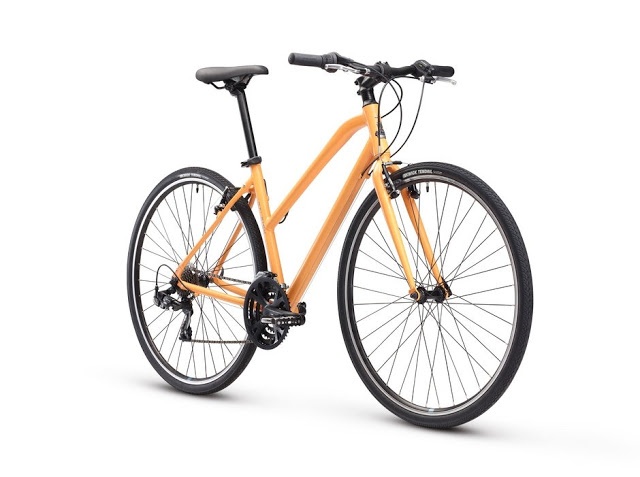 New Alysa Woman Fitness Bikes from Raleigh