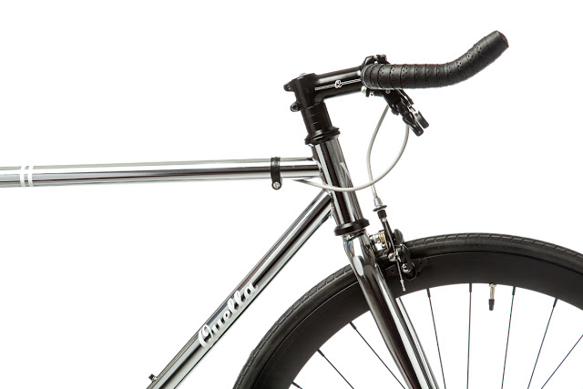 New Varsity Imperial Single Speed Bike from Quella Bicycle
