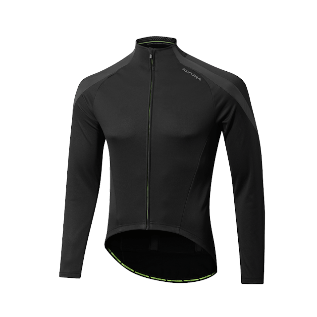 Meet the All New NV2 Thermoshield Long Sleeve Jersey from Altura