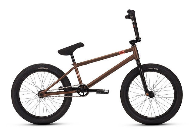DK Bicycles launched the New 2018 Model X BMX Bike